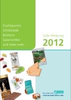 Edition Süße Werbung 2012