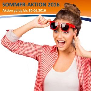 Brillen Sommeraktion 2016